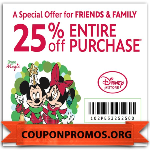 Disney Store Outlet Coupon Codes, Promos & Sales. Want the best Disney Store Outlet coupon codes and sales as soon as they're released? Then follow this .