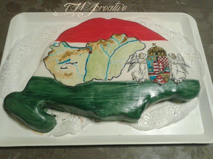 #TMJcreative #birthdaycake #hungary #handmade