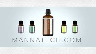 mannatech essential oils - YouTube