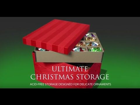 82 best ...Christmas Storage... images on Pinterest   Christmas ...