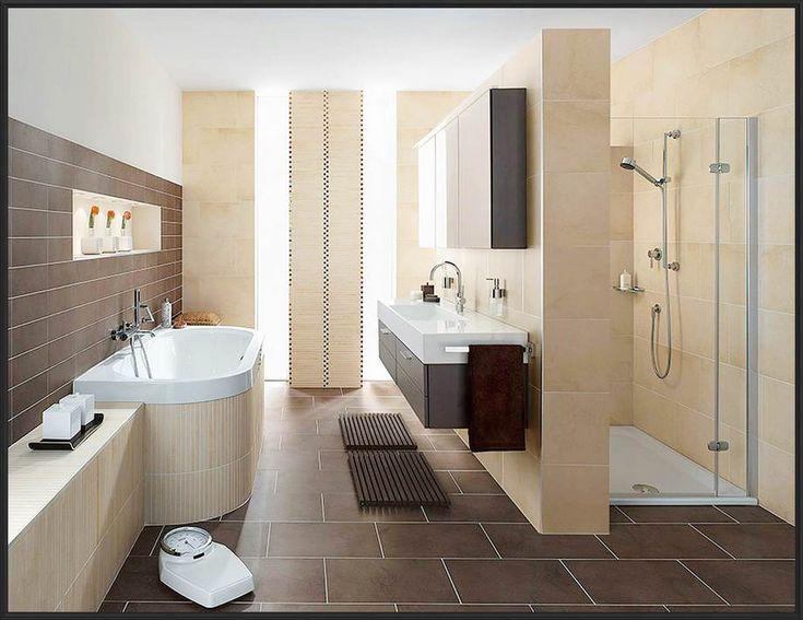 moderne badezimmer aufteilung   Country style bathrooms, Modern kitchen design, Modern