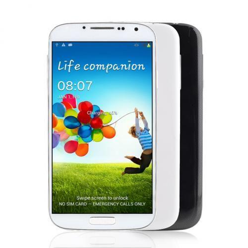"SMART E4 Smartphone 5"" HD Android 4.2 Quad core MTK6589 RAM 1GB UMTS/3G (in arrivo) http://www.androidtoitaly.com/goods.php?id=1501 frequenza cpu 1.2ghz, quad core risoluzione 1280*720 rom   4gb    ram  1gb fotocamera posteriore13 mp"