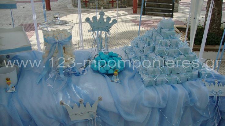 ΣΤΟΛΙΣΜΟΣ ΓΑΜΟΥ - ΒΑΠΤΙΣΗΣ :: Στολισμός Βάπτισης Θεσσαλονίκη και γύρω Νομούς :: ΣΤΟΛΙΣΜΟΣ ΒΑΠΤΙΣΗΣ ΕΚΚΛΗΣΙΑΣ ΚΟΡΩΝΑ - ΚΩΔ.: KRN798