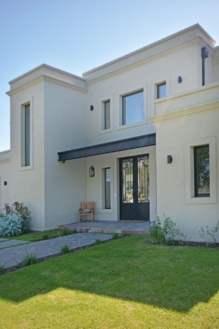 Marcela parrado arquitectura casa 16 en 2019 casas for Fachadas de casas estilo moderno