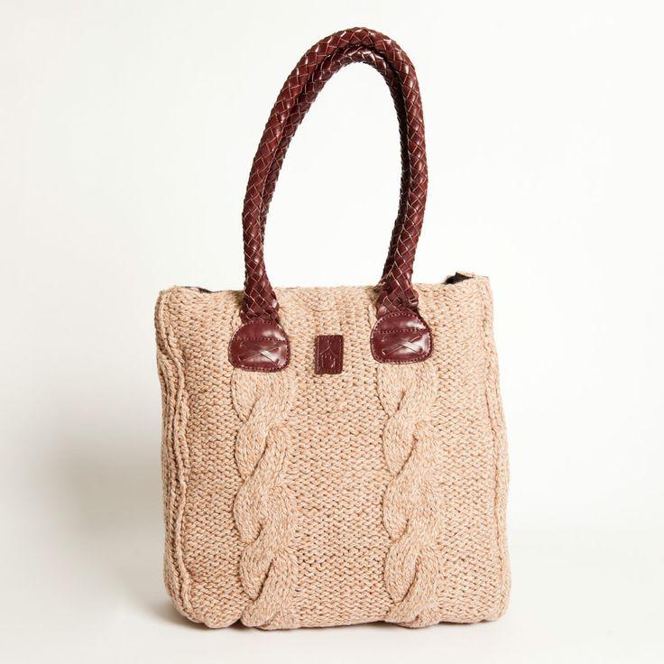 Knitted Sling Bag : Sling Bags