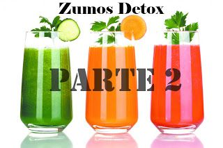 ZUMOS DETOX 2º PARTE