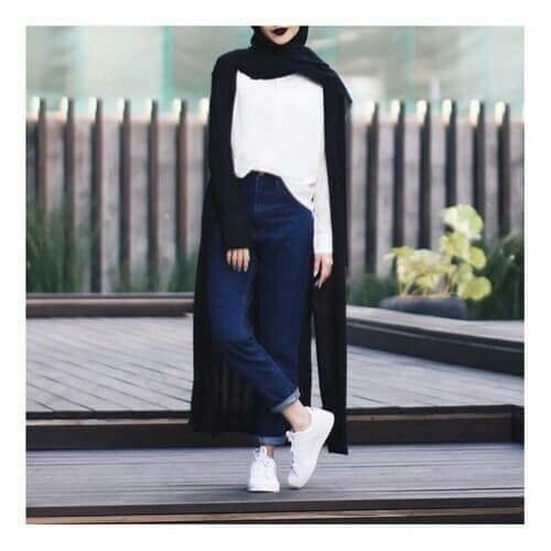 Muslimah tumblr outfit