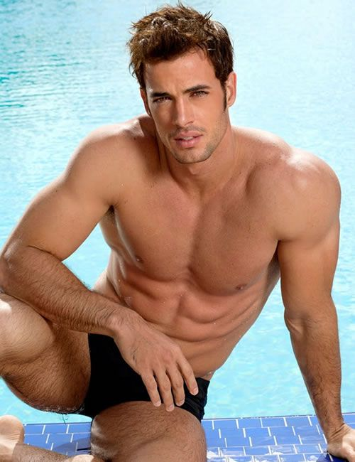 William Levy: This Man, Bath Trunks, Christian Grey, Stars, Eyes Candy, Future Husband, William Levis, Hot Guys, Swimming Trunks