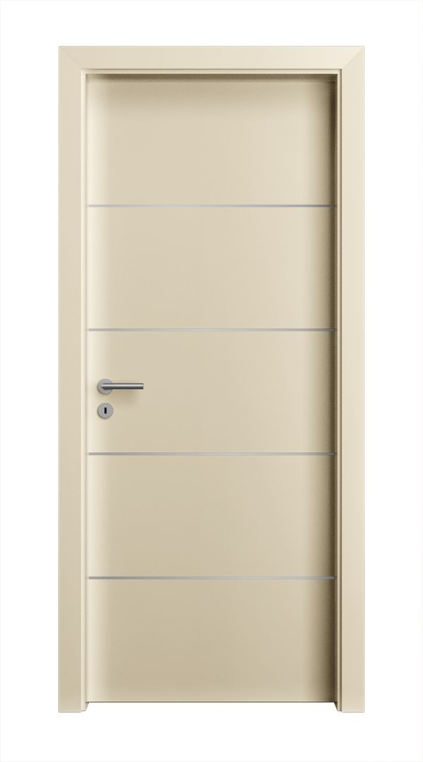 APPICTA lacquered doors with inlay