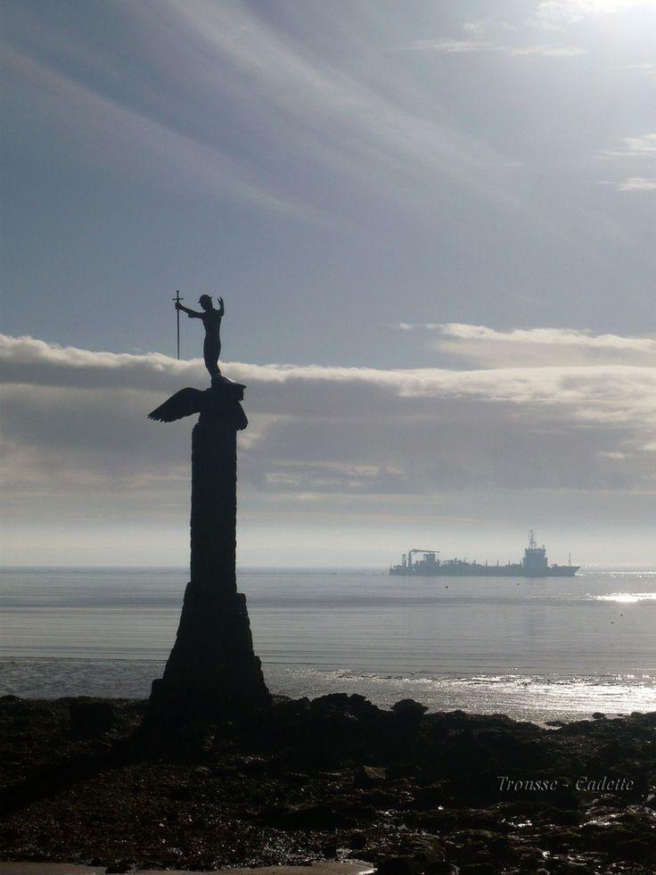 Statue du soldat américain - Saint Nazaire