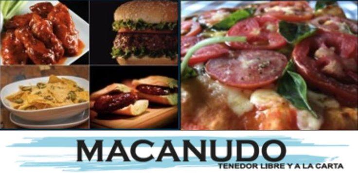 Date un break con nosotros y ven a disfrutar de las cortes de carnes, ensaladas, pastas y los deliciosos postres que hemos preparado para ti.  ¡Vamos a pasarla Macanudo!