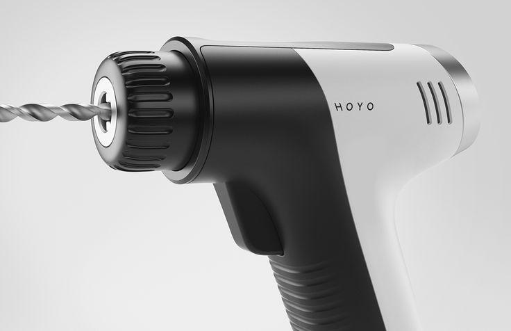 HOYO drill on Behance