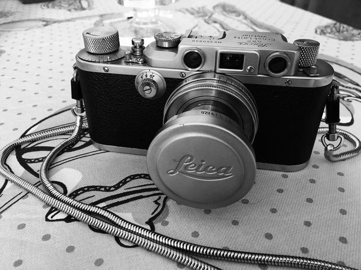 Leica IIIb 1940 Summitar 5cm 1938
