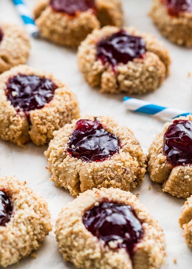 Best 25 Raspberry Thumbprint Cookies Ideas On Pinterest
