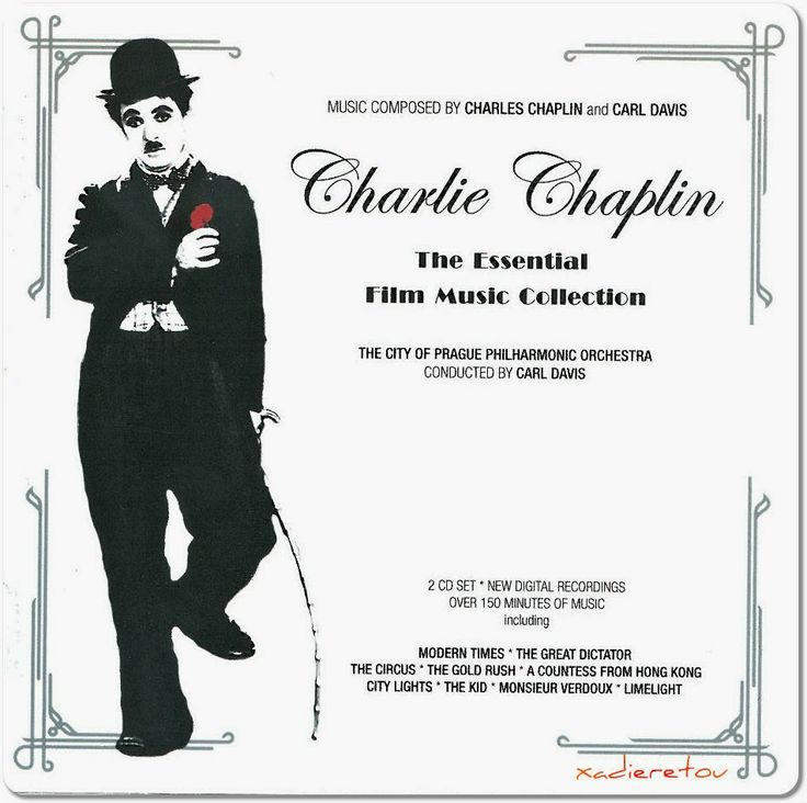 Charlie Chaplin - The Essential Film Music Collection ~ x-αδιαιρετου