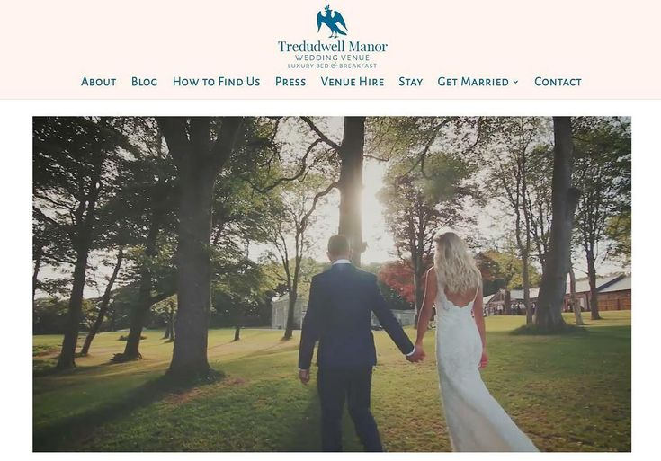 Today I was delighted to deliver a Christmas gift - a brand spanking new website to our wonderful clients @tredudwellmanor_wedding_venue a gorgeous wedding venue  luxury B&B near Fowey Cornwall.  www.tredudwell.co.uk  Featuring beautiful images by @danwardphotography @tobylowe_photography @libertypearlphotography and awesome films by Babalu Films Go and check it out it might just be our best yet