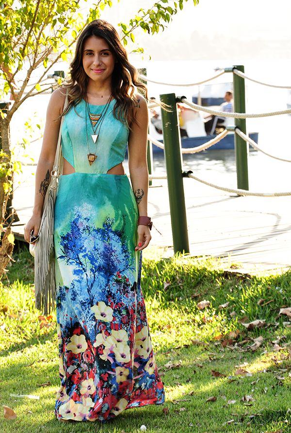 Small Fashion Diary: look de domingo: sereia tropical: