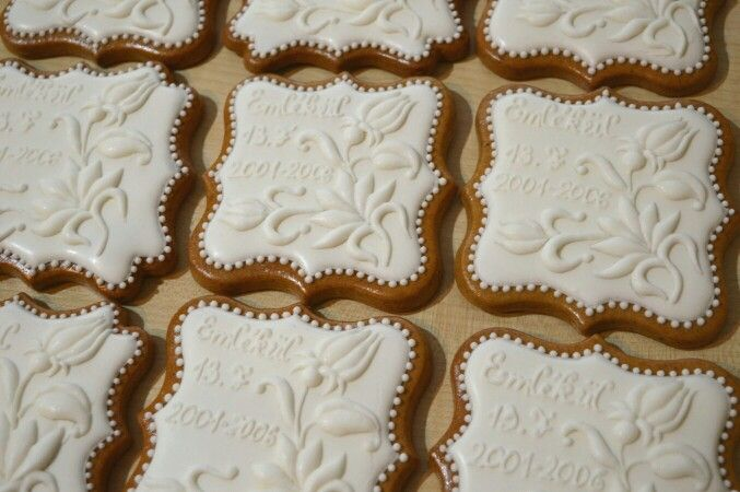 Overpiped gingerbreads by TMJcreative.
