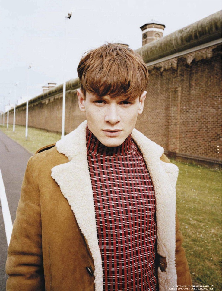 Jack O'Connell in a turtle neck.  I.Can't.Cope