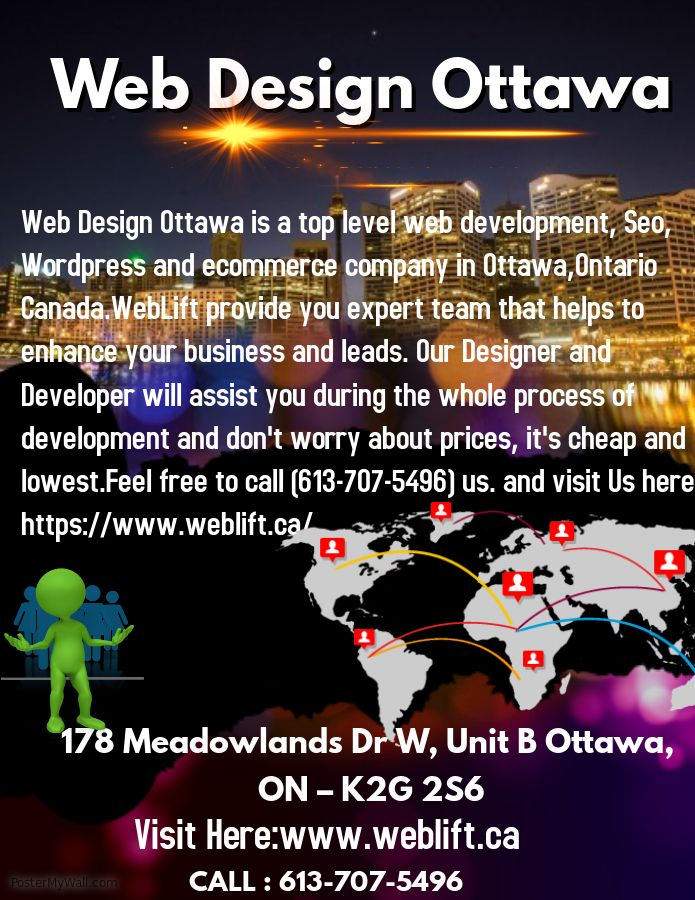 Here Are The Few Ways That Can Help You To Boost Your Business In Ottawa Weblift Provide You Cheap Web Design An Web Design Web Development Design Development