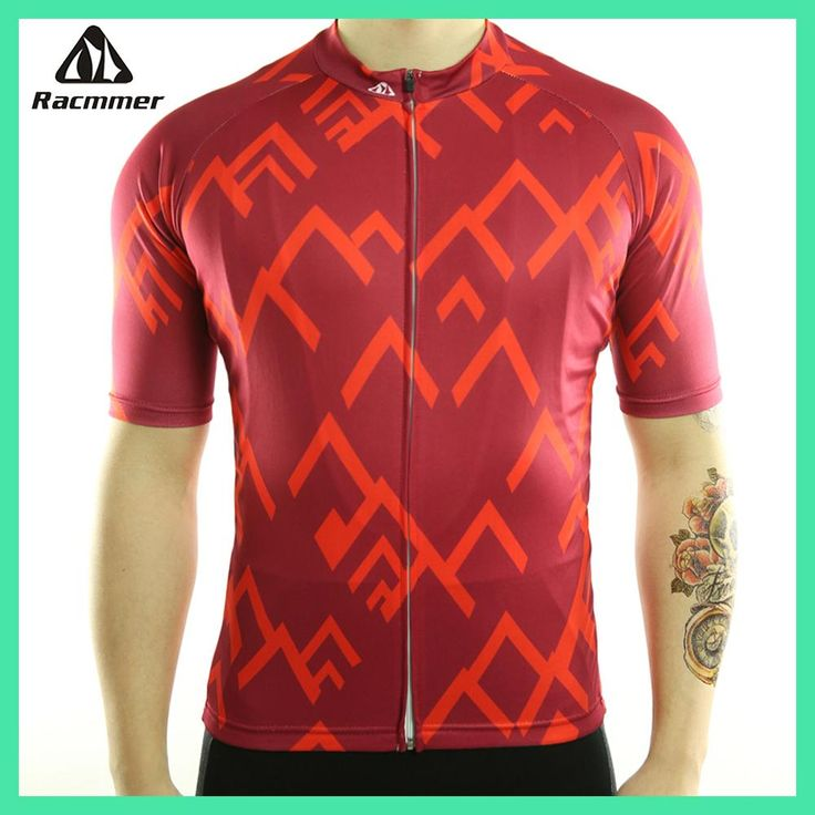 Racmmer 2018 Quick Dry Cycling Jersey Summer Men Mtb Bicycle Short Clothing Ropa Bicicleta Maillot Ciclismo Bike Clothes #DX-12