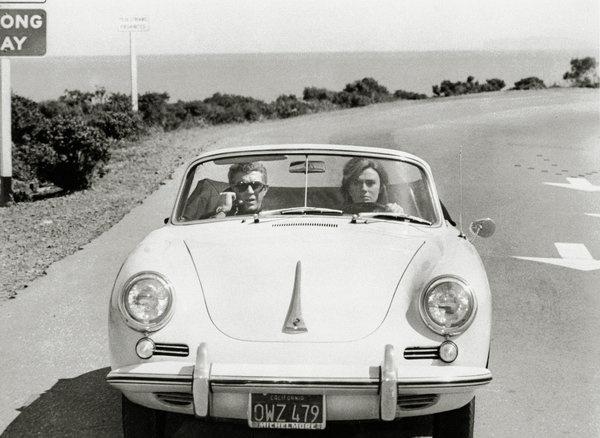 Steve McQueen & Jacqueline Bisset  Bullitt