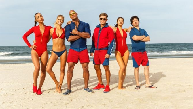 Baywatch New Poster, Release Date, Trailer, Cast, Story ...