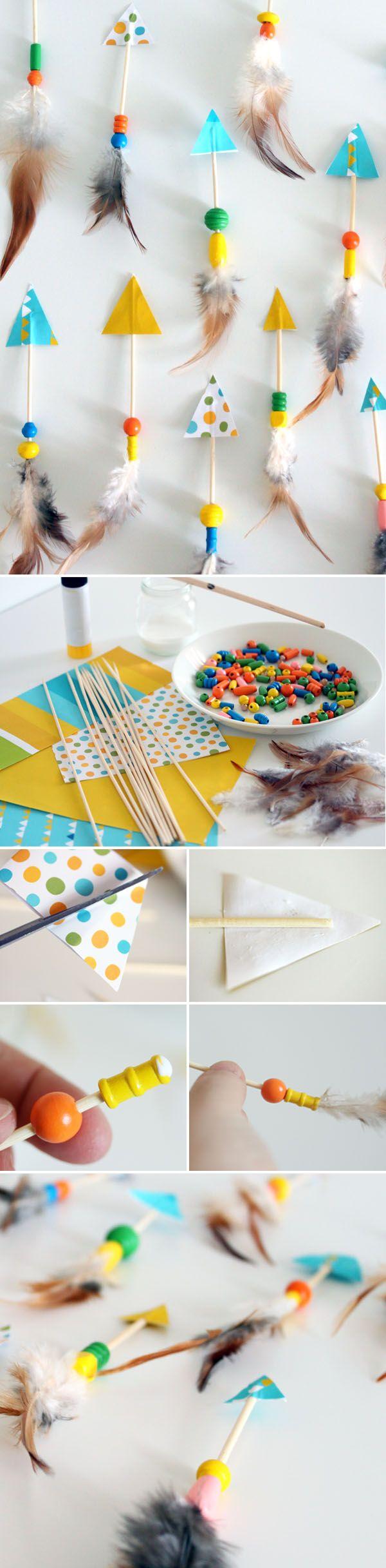 Noidan nuolet. lasten | askartelu | pääsiäinen | käsityöt | koti | paperi | DIY ideas | kid crafts | Easter | home | paper crafts | Pikku Kakkonen