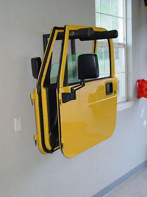 Lange Door Hangers (87-13 Wrangler YJ, TJ & JK) - Lange 008-199  - Free Shipping!