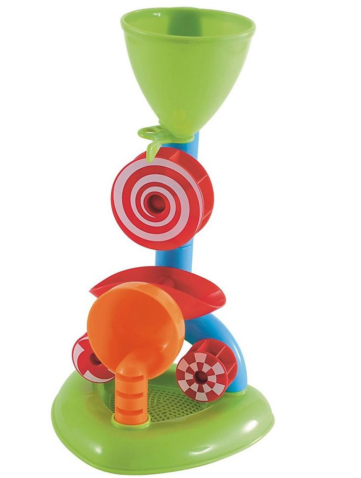 Набор для игр с песком и водой «Мельница»   Обзоры и отзывы о детских игрушках