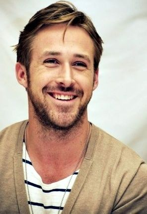 Ryan Gosling. Ryan was born on November 12, 1980 in London, Ontario, Canada as Ryan Thomas Gosling.