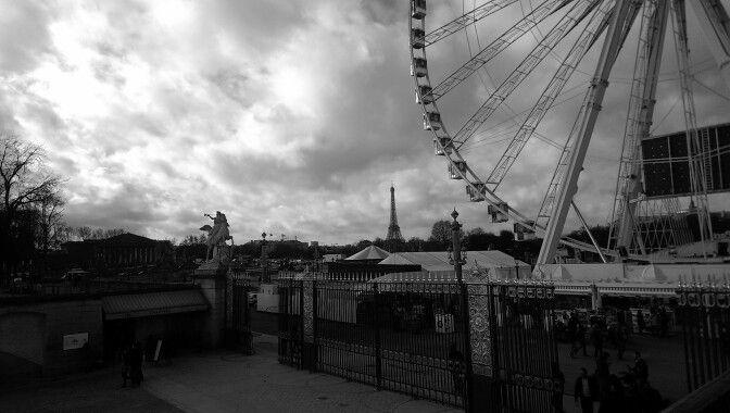 Bonjour, Paris! *