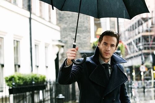 I have a new crush. James D'Arcy, who plays Edwin Jarvis in Marvel's Agent Carter.