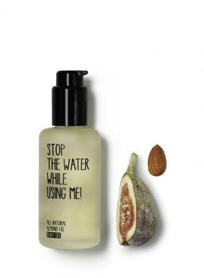 Stop the Water Tělový olej mandle - fík (100 ml)