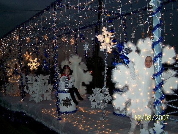 lighted christmas parade float ideas - Bing images … | Pinteres…