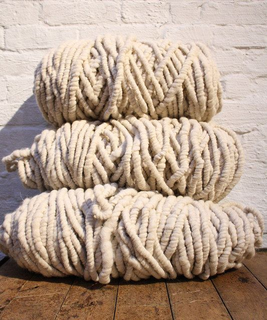 ... Chunky Yarn for by loopymango -- turns out super chunky yarn is also
