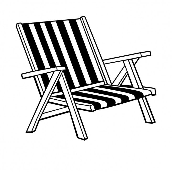 Beach Chair Art Best Bedroom Furniture Art Chair Beach Chairs Chair Drawing