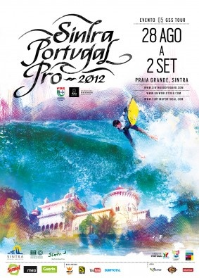 Sintra Portugal Pro - Bodyboard Pro IBA World Tour from 28 Aug. to 2 Sept. Praia Grande, Sintra, Portugal | via IBA World Tour | This year Sintra has been extended by 2 extra days to allow for the best possible conditions. A classic festival atmosphere and European Summer combine to make this one of the longest running and most successful events on tour. More info: www.sintrabodyboard.com + http://ibaworldtour.com/event/sintra-portugal-pro-2012/