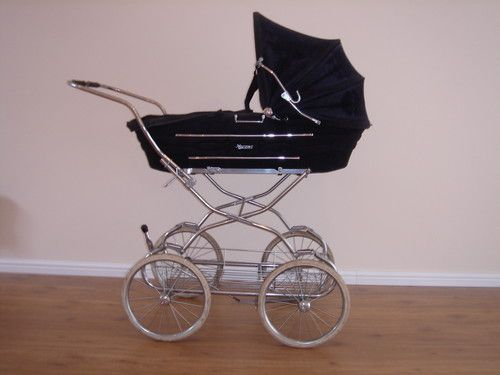 Marmet - THE best pram ever! with 20 yrs guarantee.