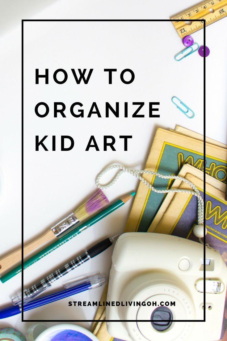 108 Best Organizing Children 39 S School Work Images On