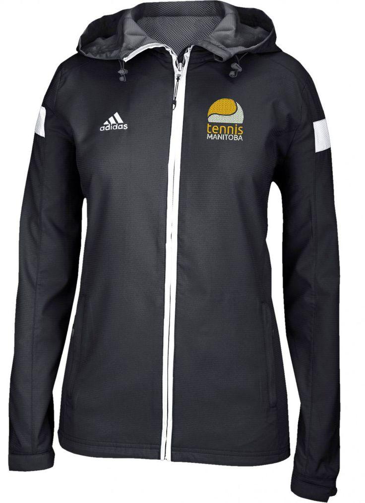 TMB adidas Track Jacket (Women's) Item # 20-110: $70