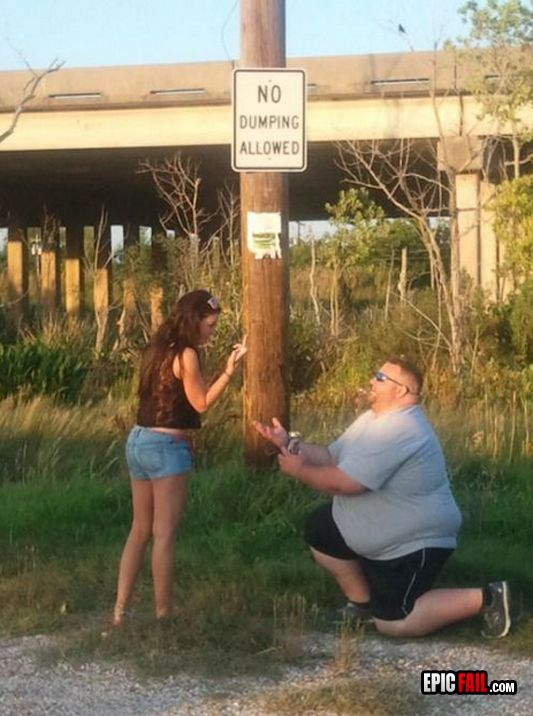 Image Result For Marriage Proposal Fails