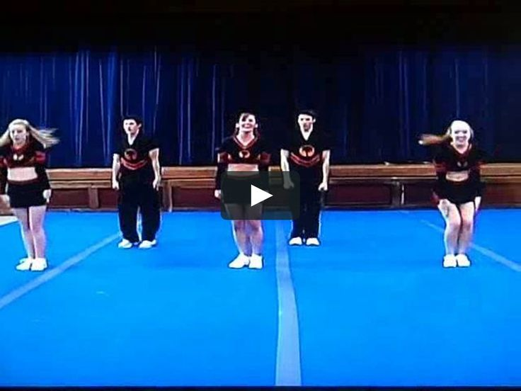 Learn This Cheer Tryout Dance - video dailymotion
