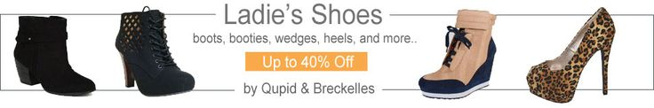 Ladies-Shoes 40% OFF Pre Black Friday Sale