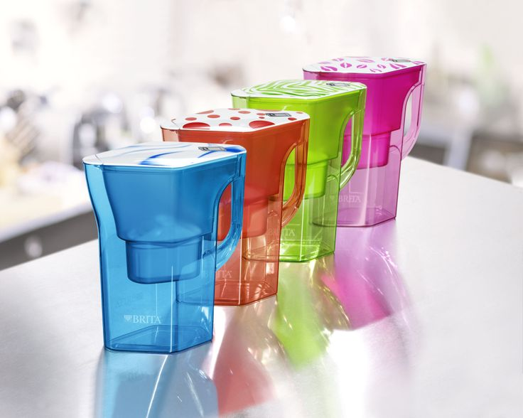 Brighten up your benchtop with a super bright water jug. BRITA Navelia Water Filter jugs are a burst of colour #benchtops #waterjugs #kitchenaccessories  http://digitaledition.lighthome.com.au/?iid=84743#folio=6