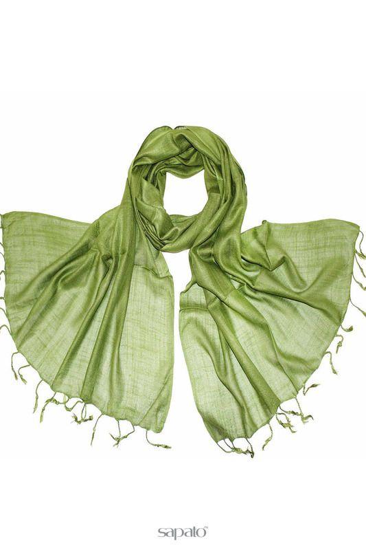 Купить зеленые платки/шарфы/палантины Палантин в интернет-магазине Sapato