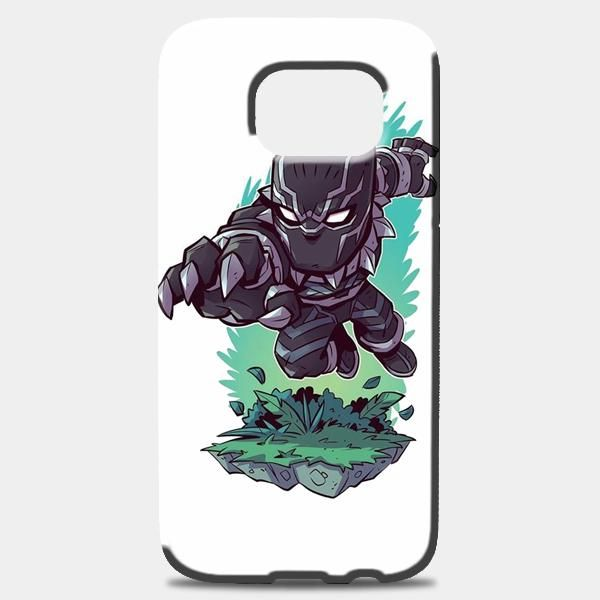 Marvel Cute Black Panther Samsung Galaxy Note 8 Case | casescraft