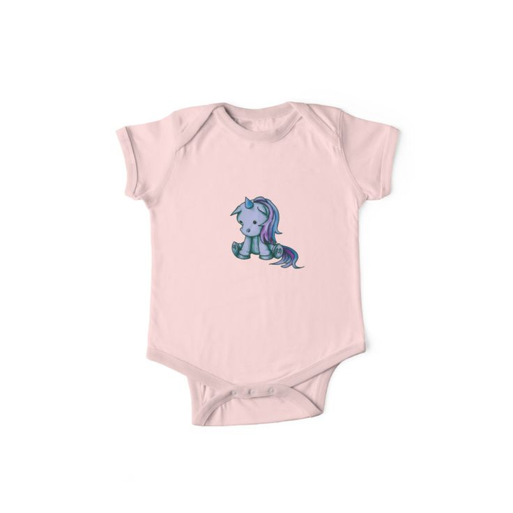 """""""Miny Unicorn"""" by I Love the Quirky - One Piece - Short Sleeve, available in long sleeve and a variety of colours"""