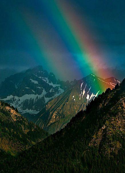 ~~mountain rainbow ~ Bavaria by Harald Mieling~~