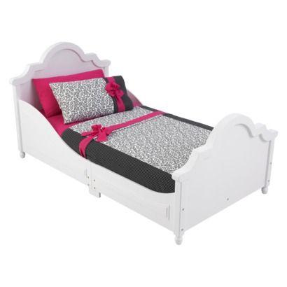 Kidkraft Raleigh Bed - White